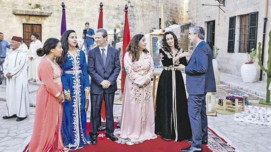Mallorca celebra el XIX aniversario de la entronización de Mohamed VI de Marruecos