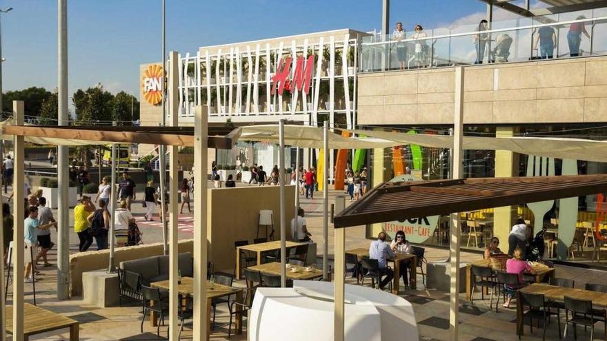 Fan Mallorca Shopping, mejor gran centro comercial