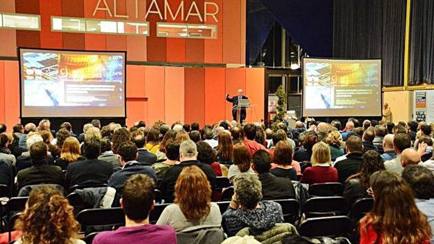 Les dones i la innovació marquen el segon Congrés d'Emprenedoria de Calonge