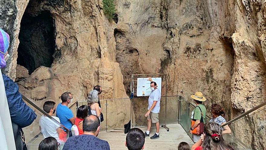 El programa d'ecoturisme de Gandia suma 2.451 visitants des del seu inici en 2015