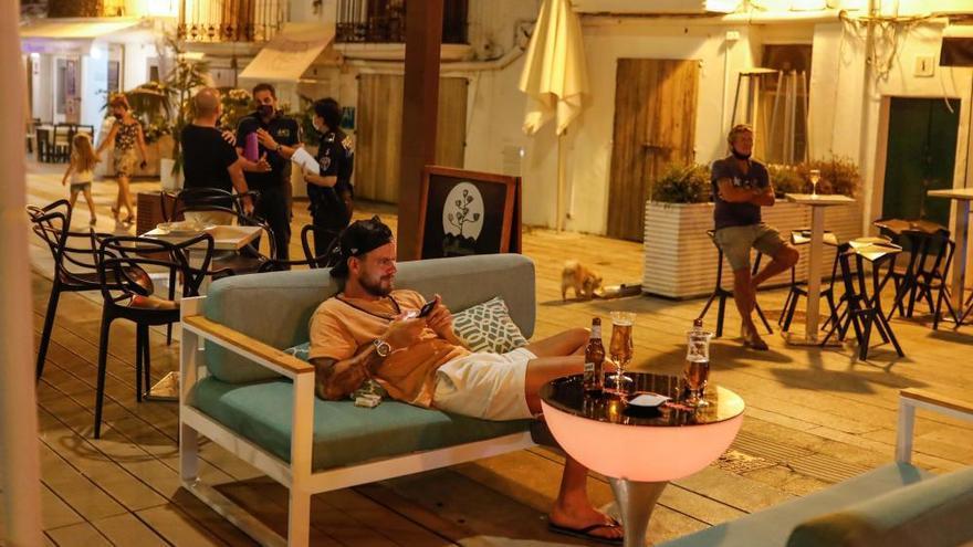 Comienza la desescalada del ocio nocturno en Ibiza