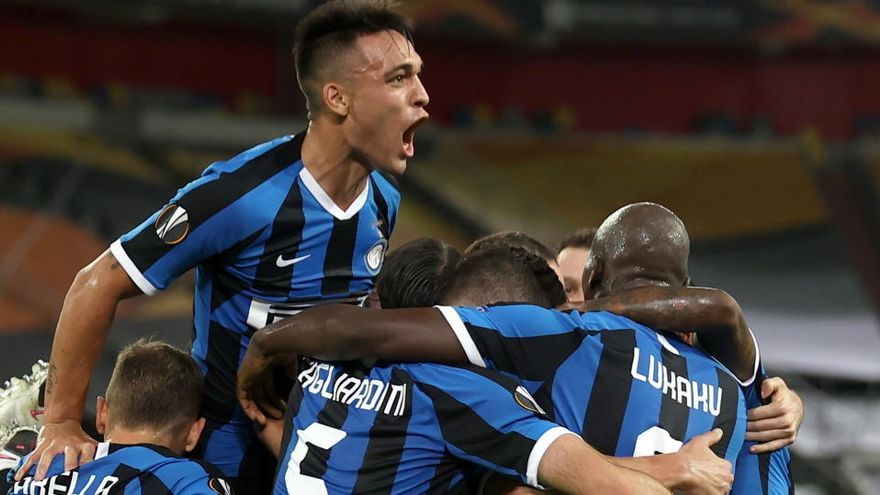 El Inter golea al Shakhtar Donetsk y se cita con el Sevilla en la final