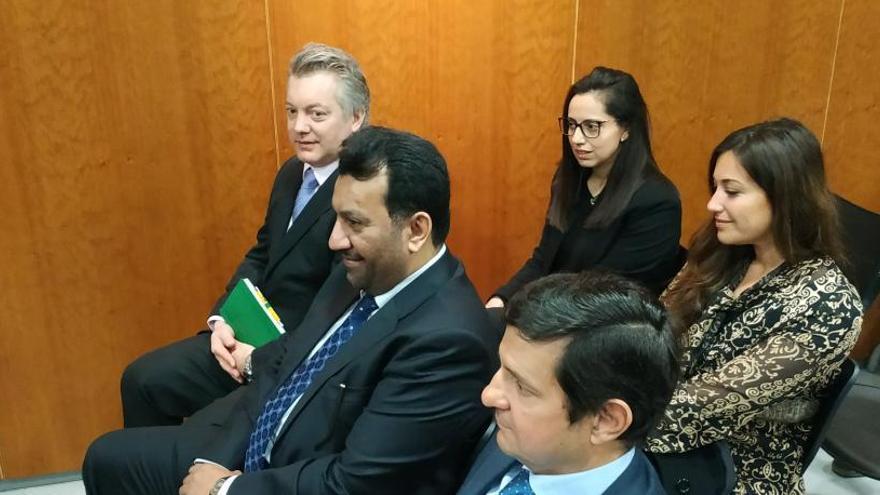 La jueza aparta a los Al-Thani de la gestión del Málaga
