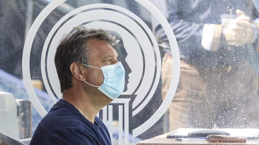 """Manolo Díaz:  """"Nos jugamos mucho porque no hay nada hecho"""""""