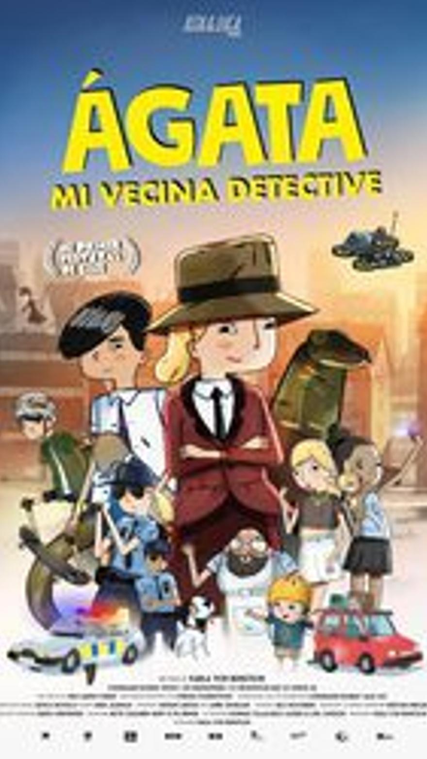 Ágata, mi vecina detective