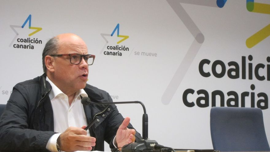 """CC pedirá amparo a Europa ante el """"abandono de Madrid"""" en la crisis migratoria"""