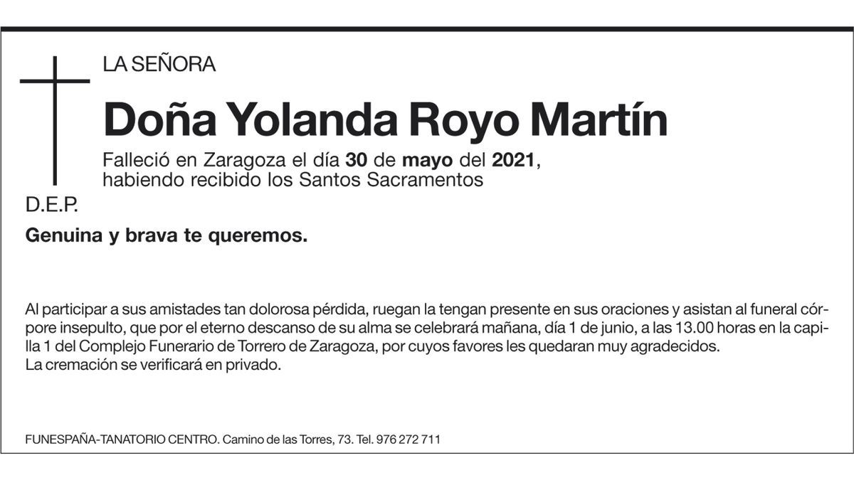 Yolanda Royo Martín