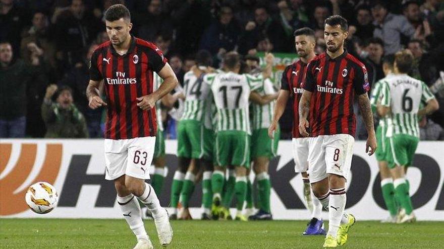 El Milan, excluido de la Europa League por incumplimiento del 'fair-play' financiero