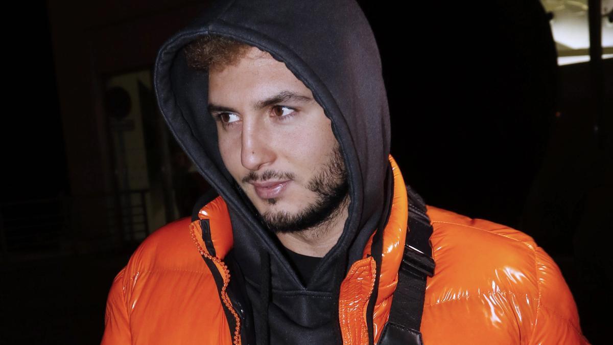 Omar Montes, en una imagen de archivo.