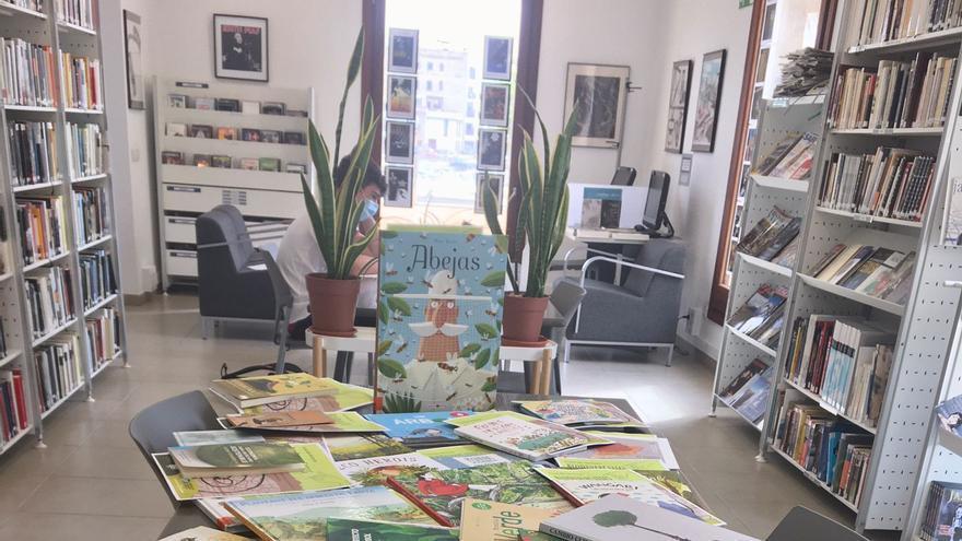 Cultura destina 170.000 euros a la compra de libros para las bibliotecas municipales