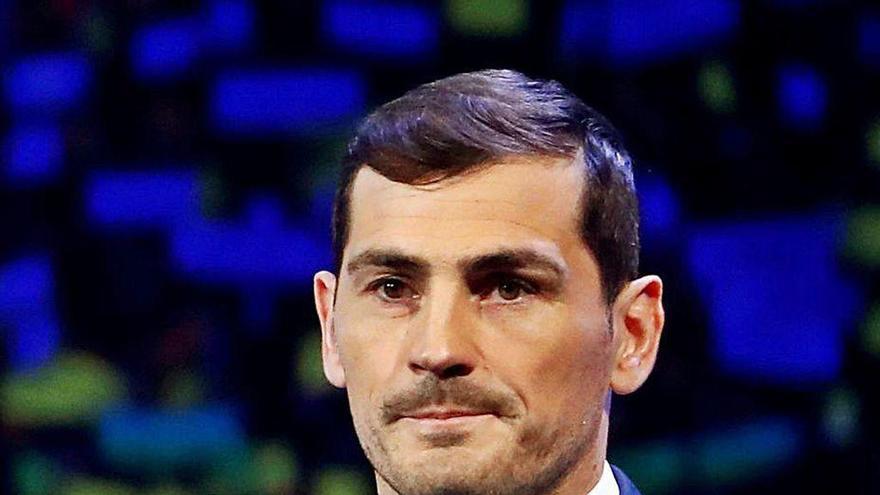Casillas anuncia que no competirá con Luis Rubiales