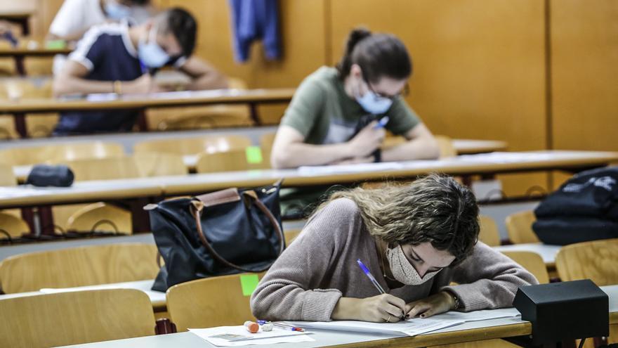 Preparan una nueva normativa para adaptar las Pruebas de Acceso a la Universidad al alumnado con dislexia