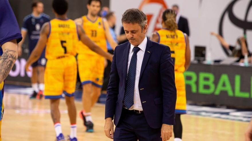 El Granca cae ante el Andorra y no levanta cabeza en la Eurocup (63-66)