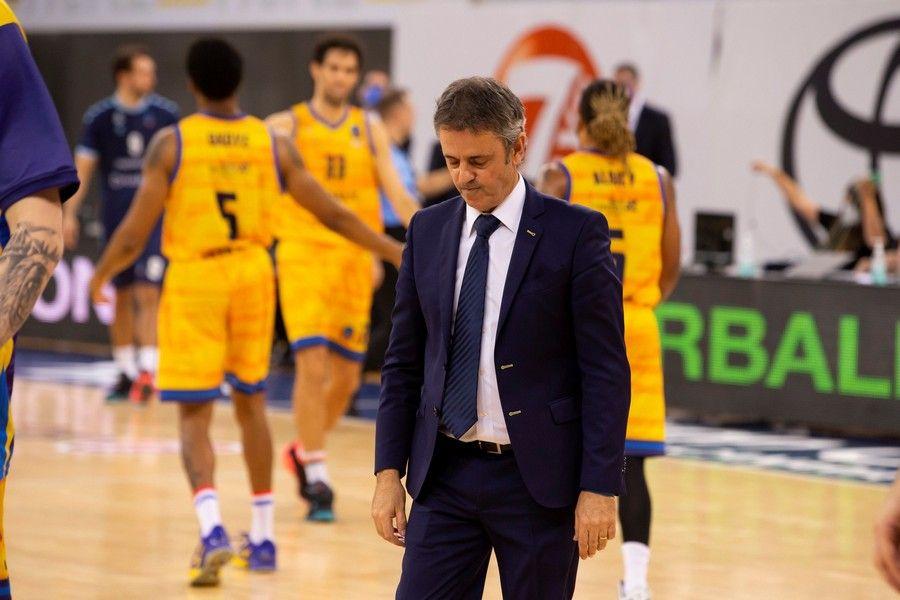 Eurocup: Herbalife Gran Canaria - MoraBanc Andorra (63-66)