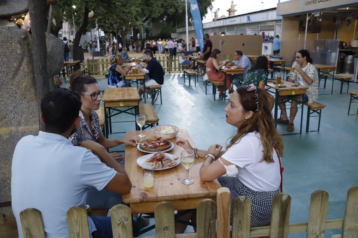 Apertura de los Huertos de la Feria de Murcia