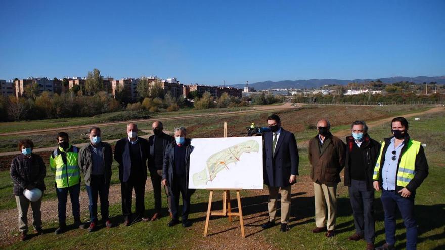 El Ayuntamiento definirá con los vecinos los equipamientos que tendrá el Parque de Levante