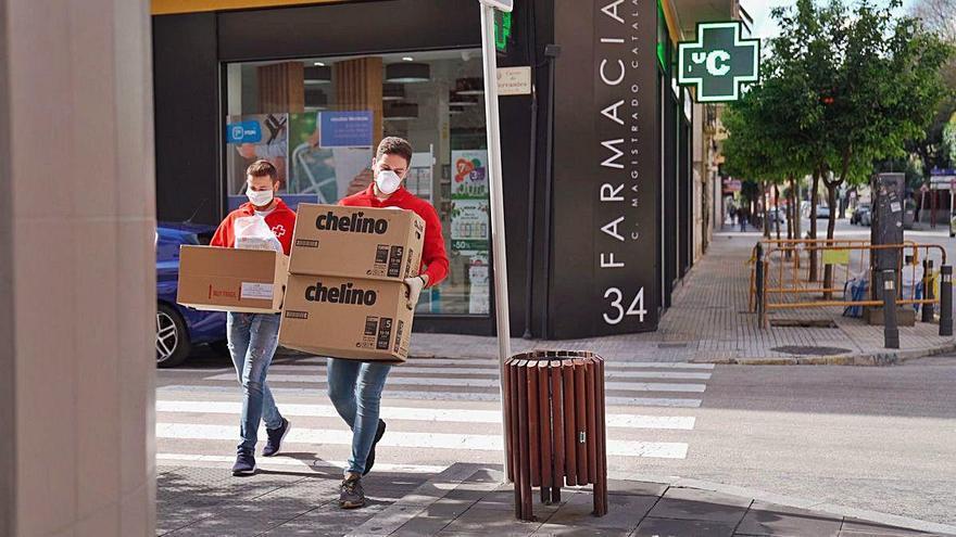 Farmamundi subministra més de 10 tones d'EPI a actors humanitaris
