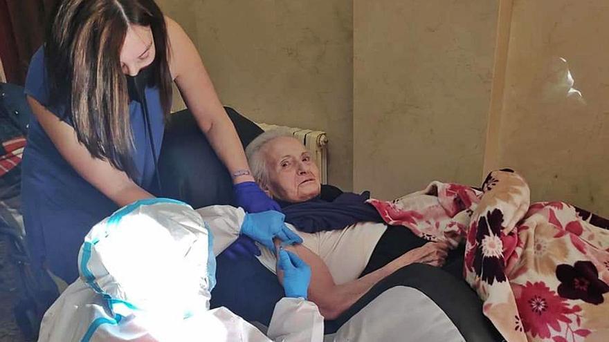 Los geriátricos registran un único caso de covid desde la vacunación