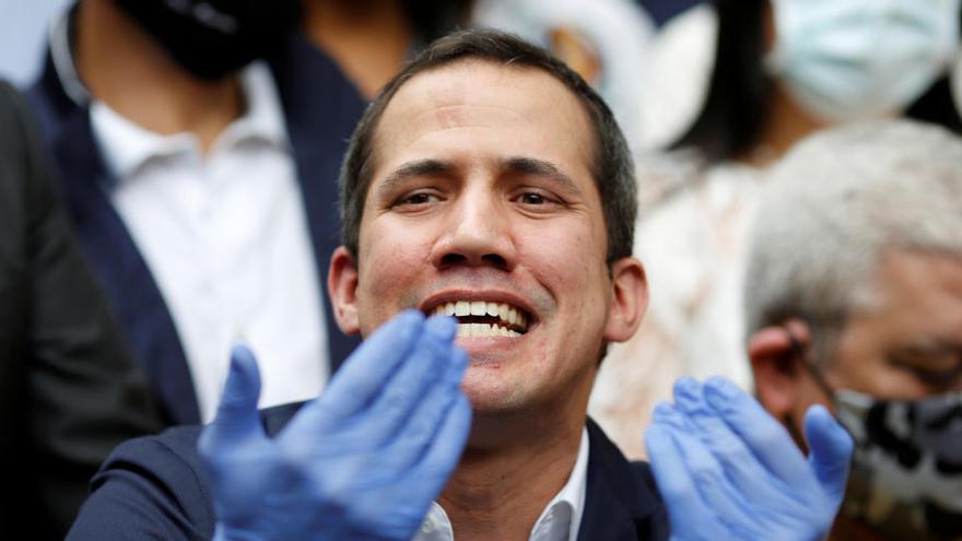 """Guaidó tilda a Zapatero de """"aliado del usurpador"""" y le retira su confianza"""