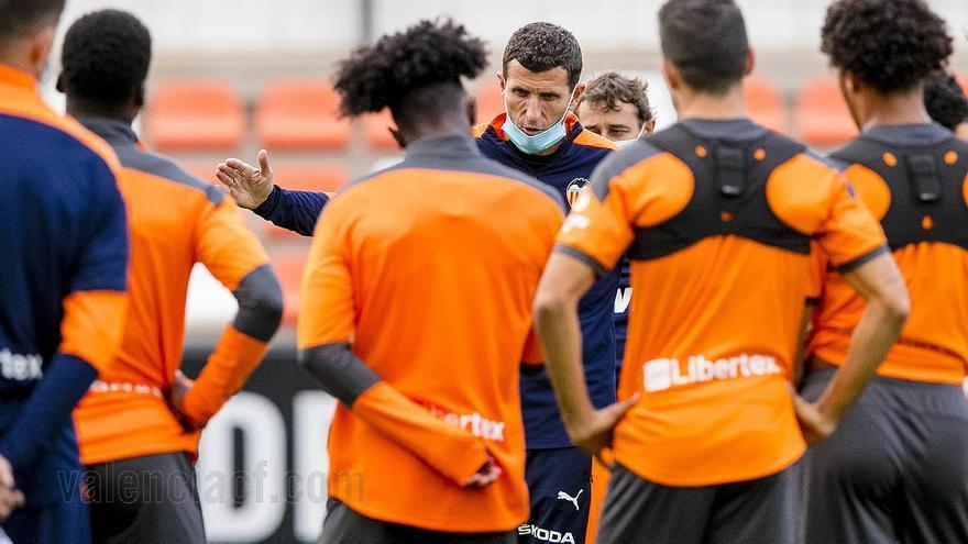 La guerra Rubiales-Tebas deja, de momento, en el aire la disputa el viernes del partido Elche CF-Valencia