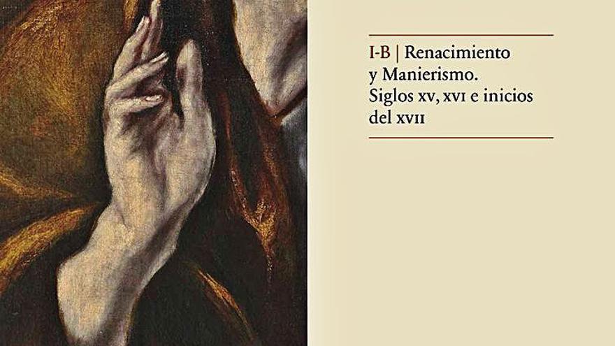 De la mano por el Bellas Artes