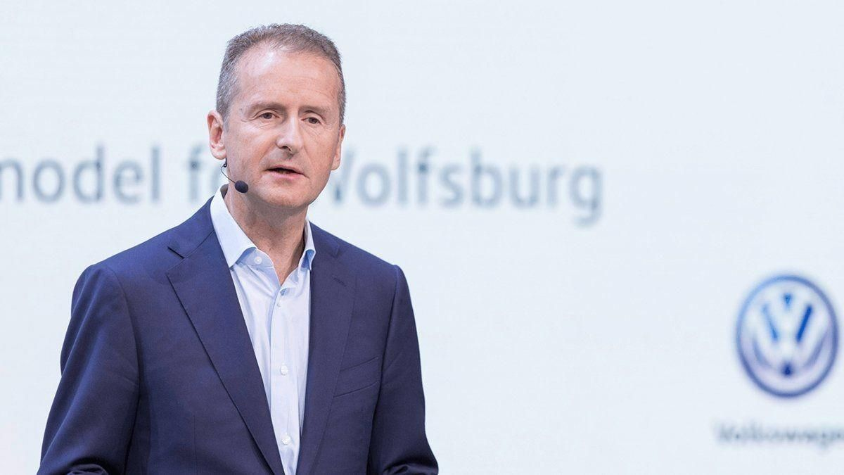 El Grupo Volkswagen apoya a Herbert Diess para liderar su electrificación