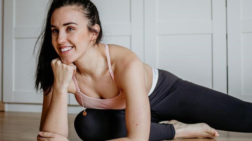 Cinc exercicis recomanats per la gironina Patry Jordán per entrenar a casa