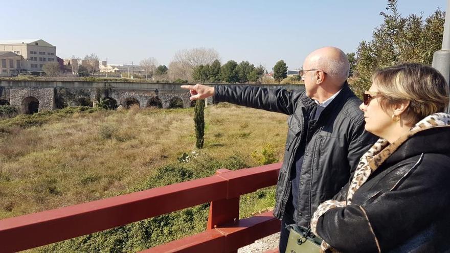 """Manises busca una solución para proteger el acueducto """"Els Arcs"""""""