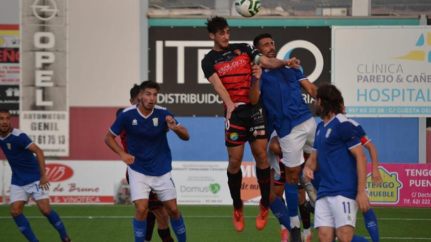 Puente Genil y Lucena toman vías opuestas en la Copa RFAF