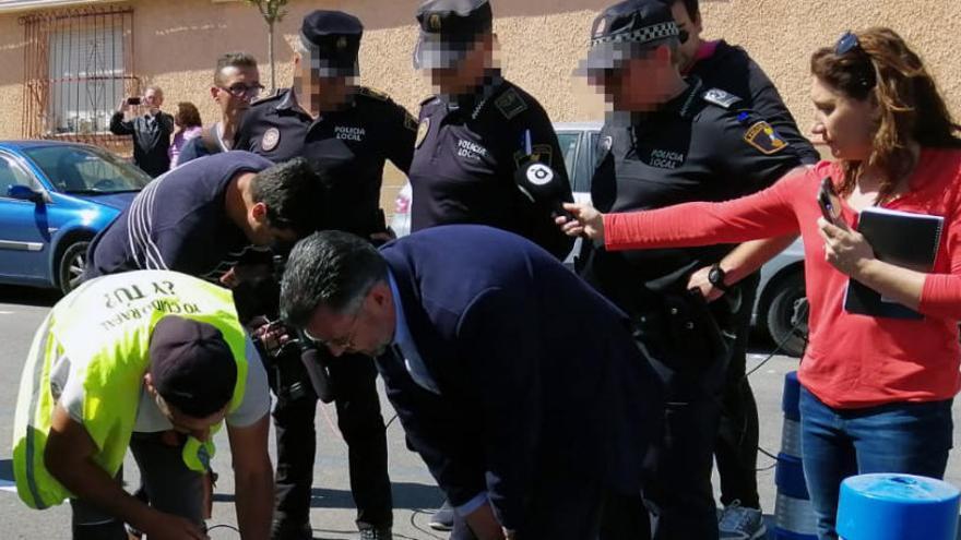 La Generalitat mediará en el conflicto entre Rafal y Orihuela por la soberanía de una calle