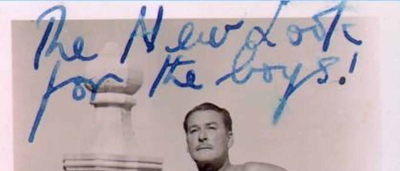 Errol Flynn, un Ulises loco por la isla