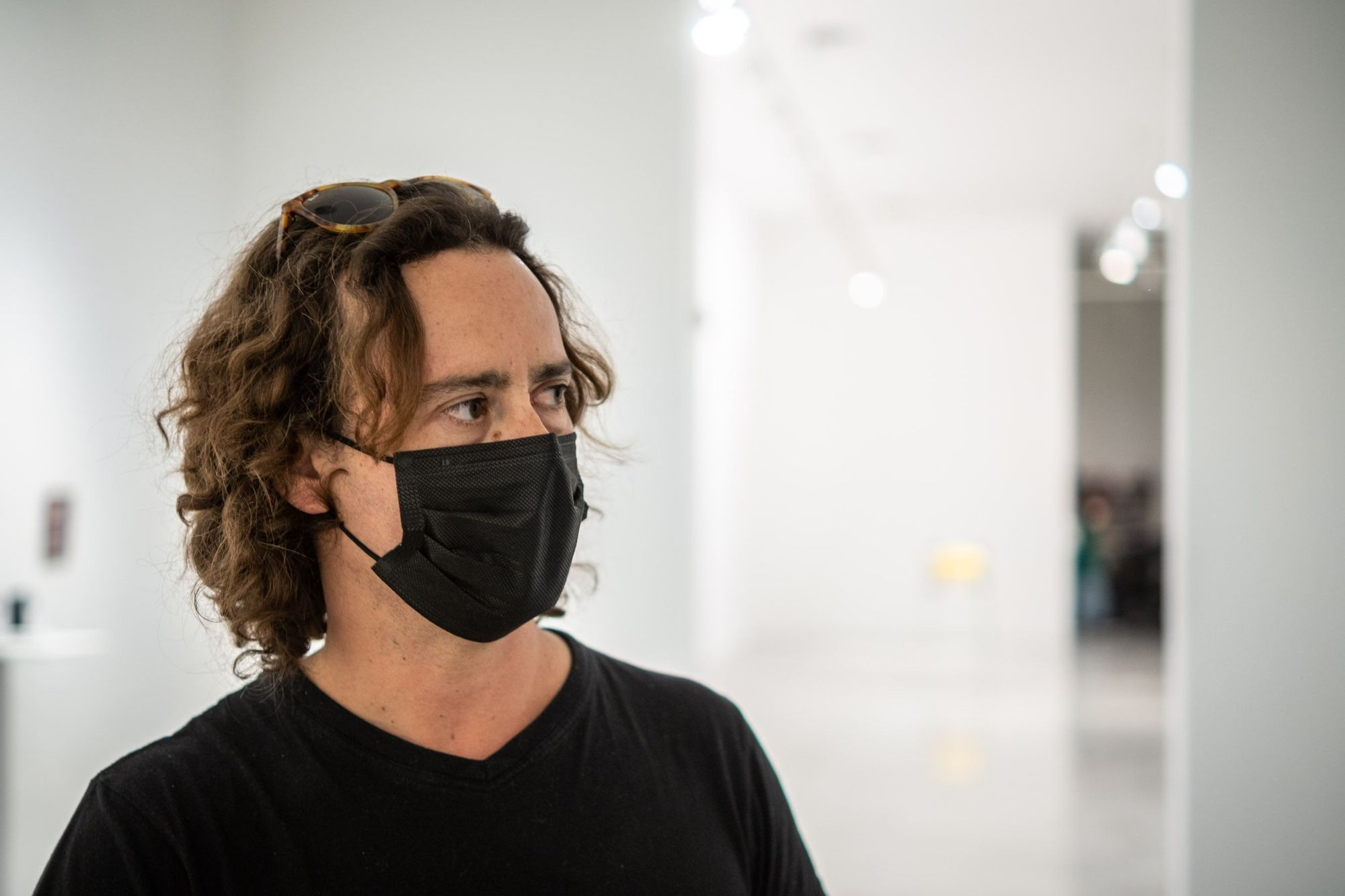 Reportaje a la nueva muestra de la Sala de Arte Contemporáneo