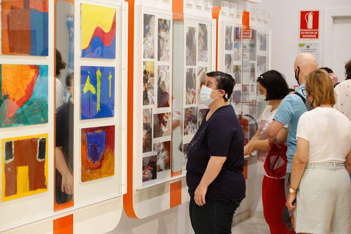 Exposición Romero Down