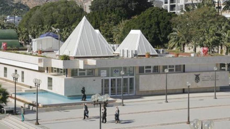 La Consejería estudia poner dinero para salvar la sede de la UIMP en Cartagena
