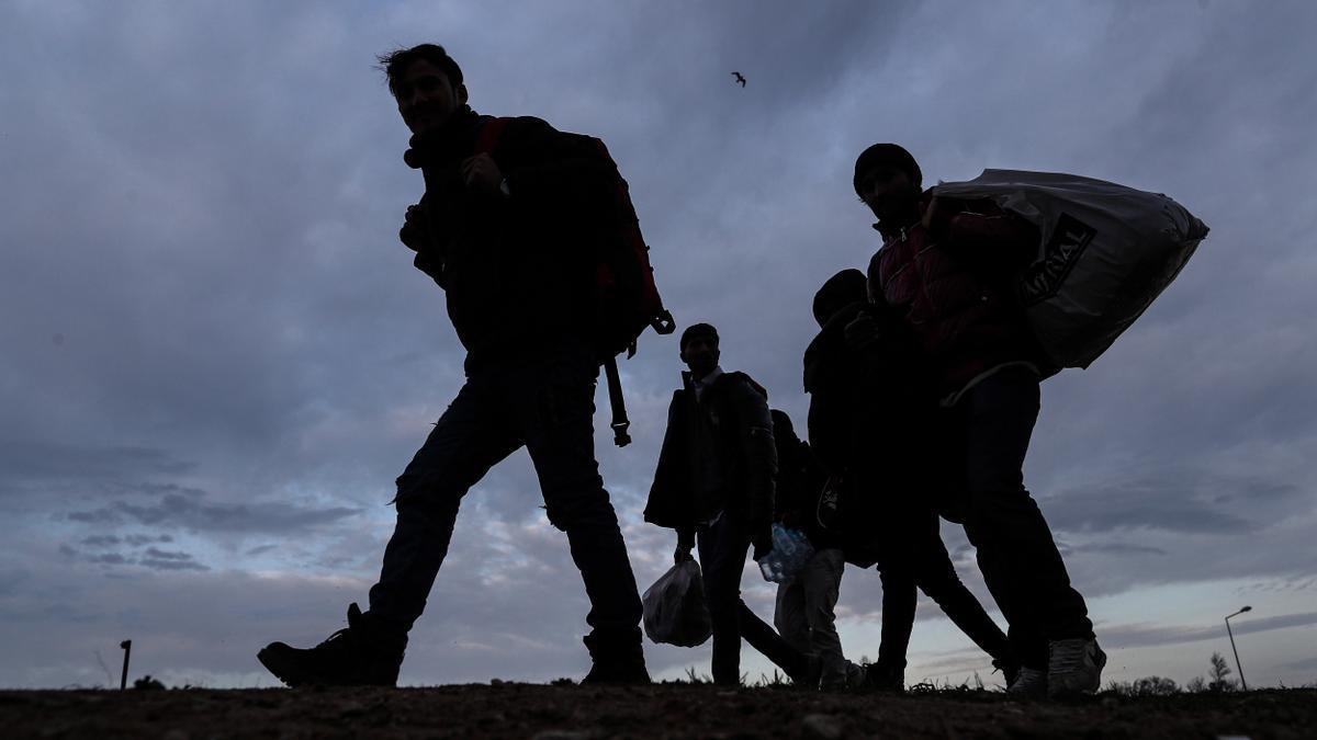 Las peticiones de asilo crecen pese a la pandemia.