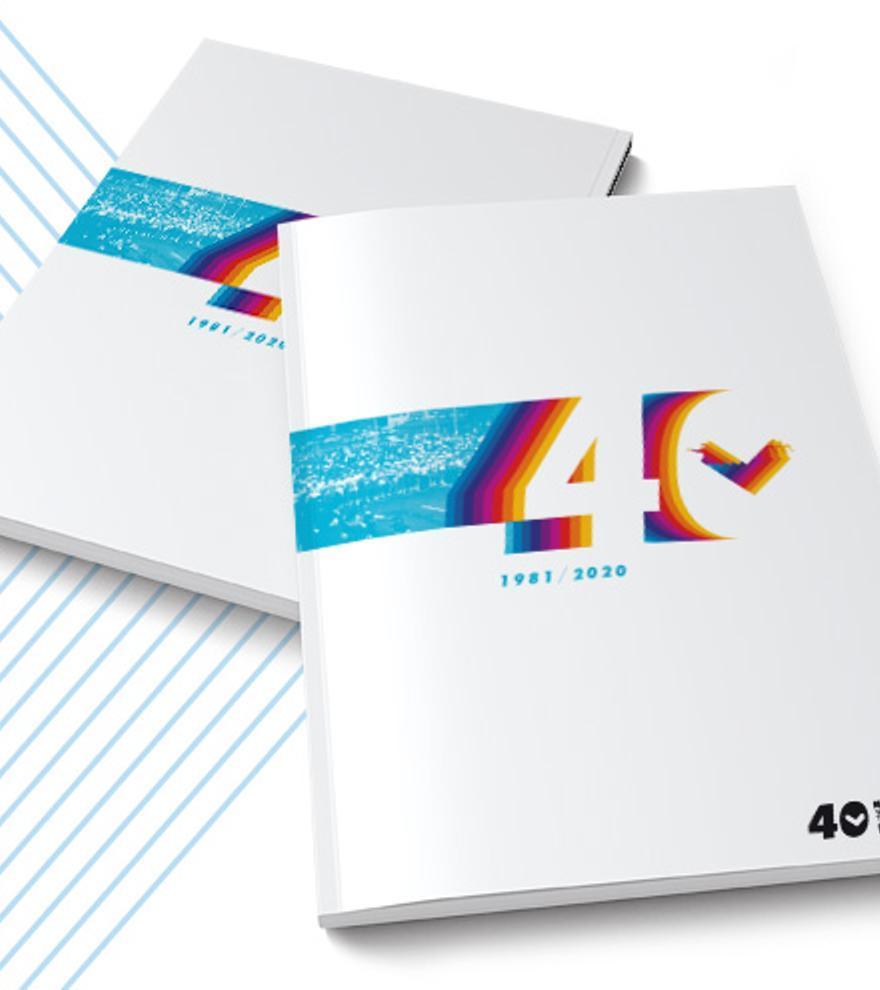 El maratón Valencia Trinidad Alfonso EDP lanza su revista especial 40º aniversario en este año tan especial