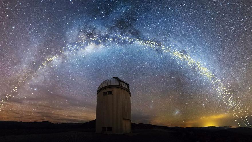 Solo hay 29 planetas que, en caso de tener vida, podrían haber detectado nuestra civilización
