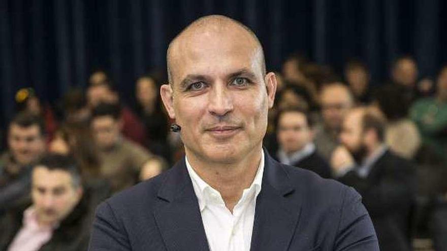 """Bernardo Hernández: """"Lo digital da rapidez a la creación de negocios y también al fracaso"""""""