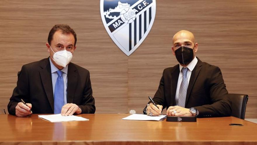 Límite salarial: El Málaga CF tiene el quinto más alto de Segunda