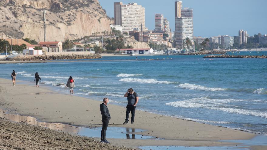 La provincia esquiva el nuevo temporal con temperaturas máximas de 26 grados el jueves