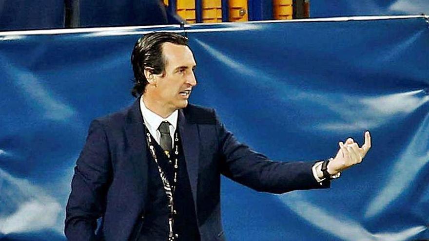 Dos grandes noticias para Emery antes del Derbi ante el Valencia CF