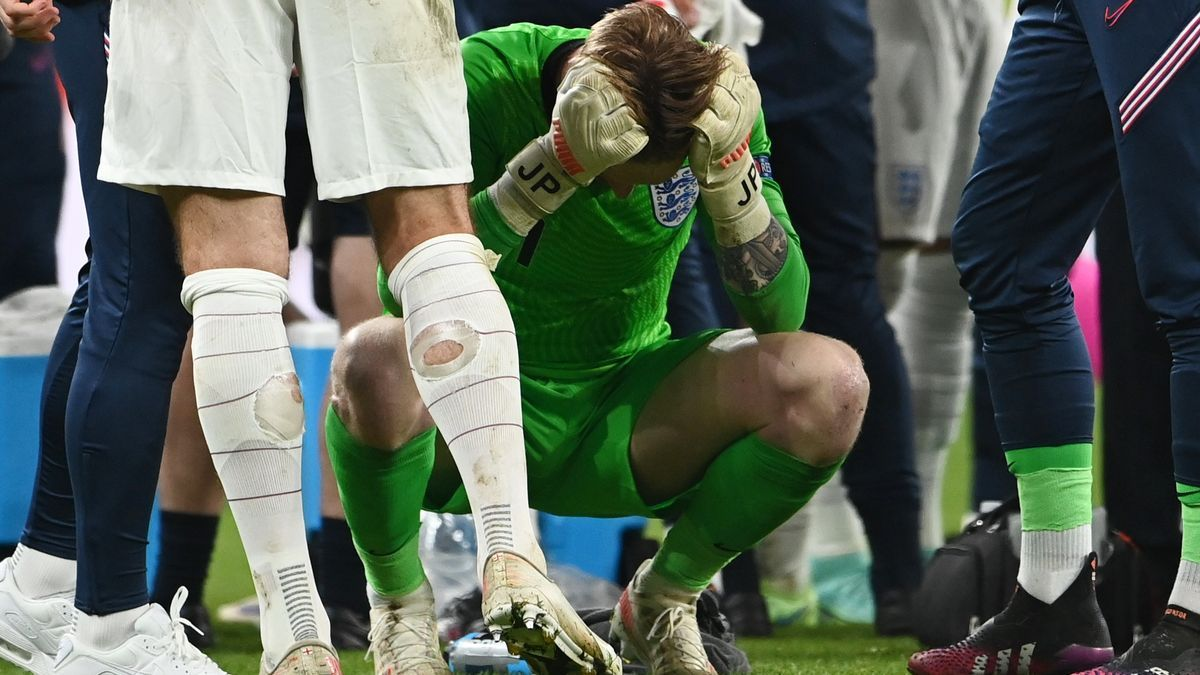 Final de la Eurocopa: Italia - Inglaterra