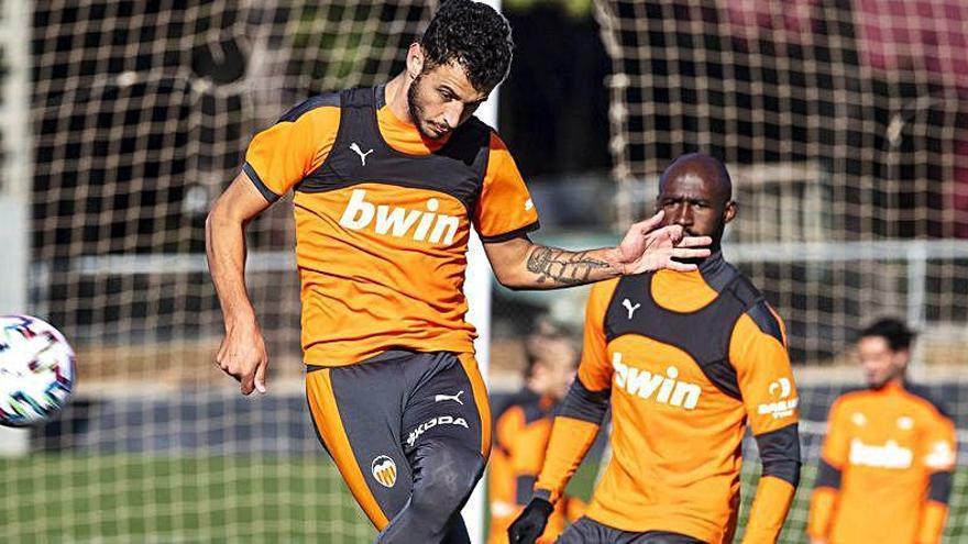 Alineaciones oficiales del Terrassa FC - Valencia CF