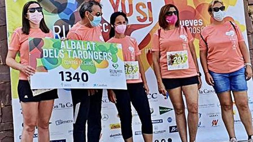 Algar se suma el próximo sábado al reto del circuito RunCáncer como ya hizo Albalat