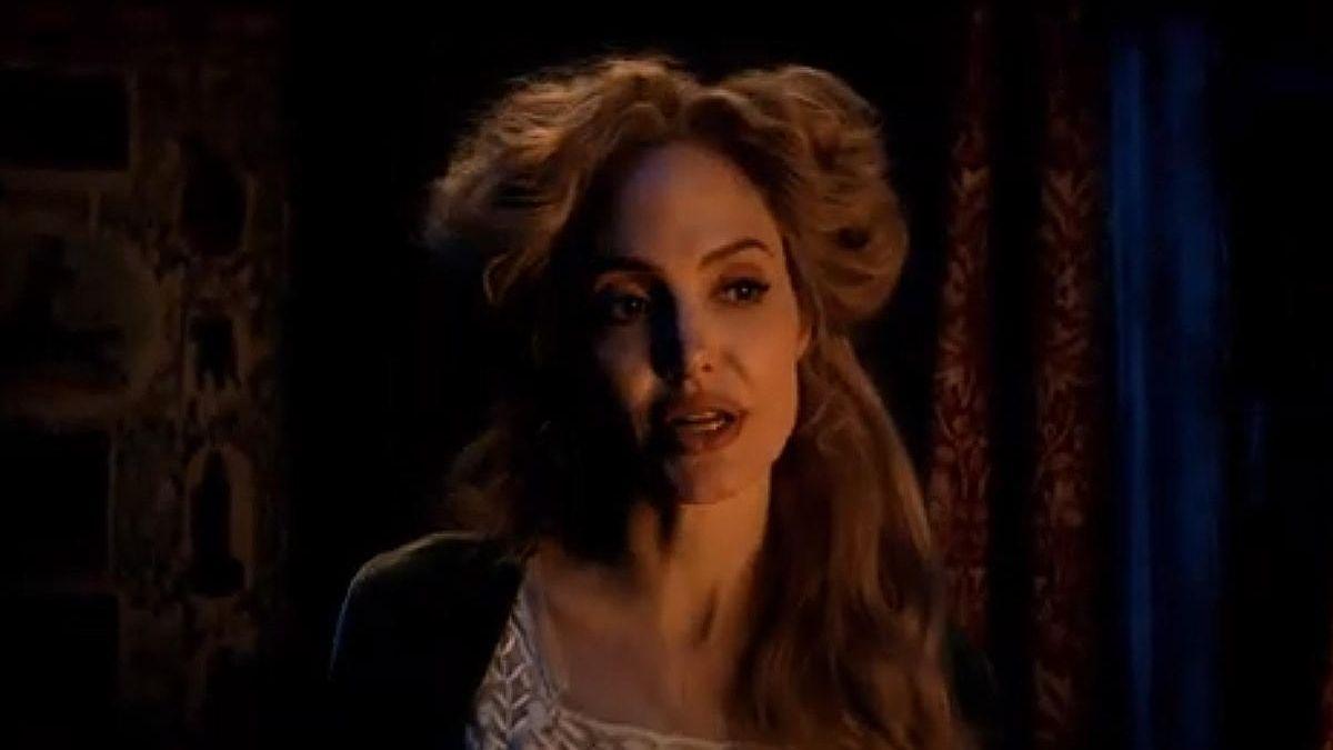 """Angelina Jolie en """"Érase una vez"""""""