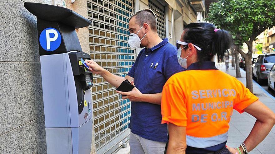 La nueva ORA llega a Elche a partir de septiembre y se podrá pagar con móvil