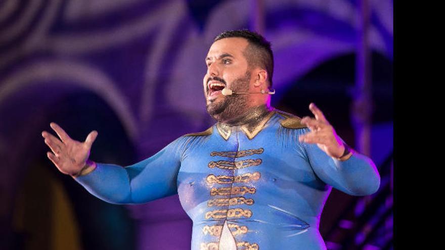 Los humoristas Kike Pérez y el Comandante Lara inauguran el Festival Ingenio Cómico