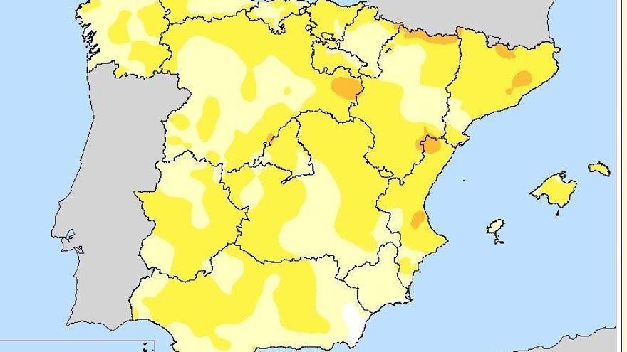 Este ha sido el invierno más caluroso en España del siglo XXI