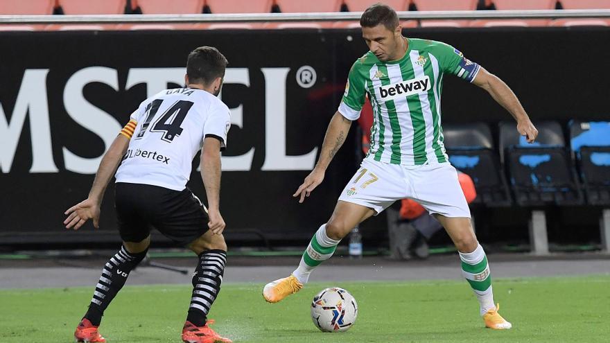 Joaquín renueva con el Betis hasta 2022