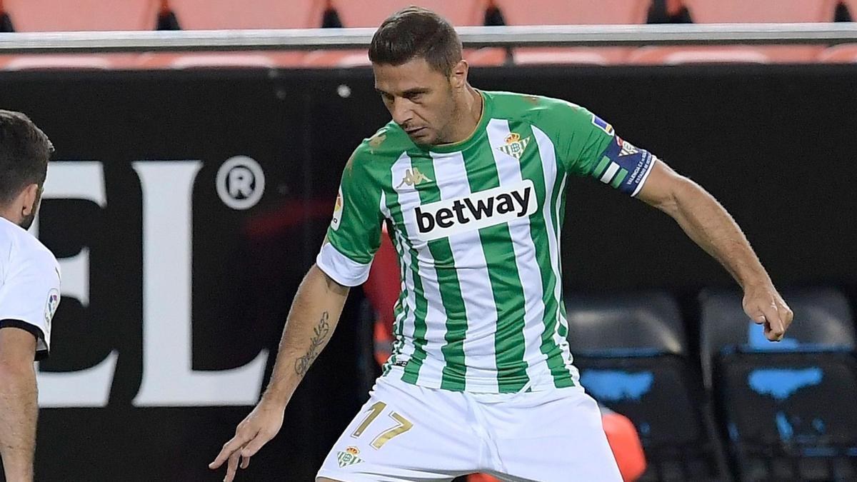 Joaquín Sánchez.